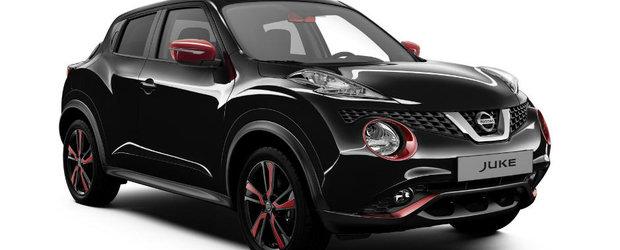 A doua generatie a lui Juke intarzie sa apara, in schimb Nissan lanseaza o noua editie speciala