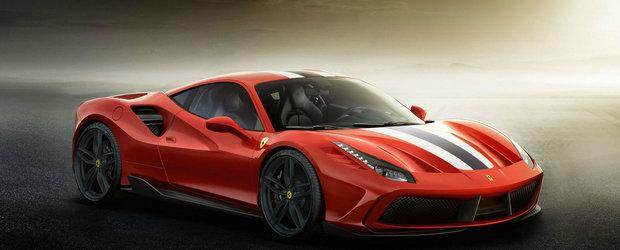 A facut cateva poze la o sedinta secreta Ferrari. Acum, toata lumea a aflat cat de tare este noua masina a italienilor