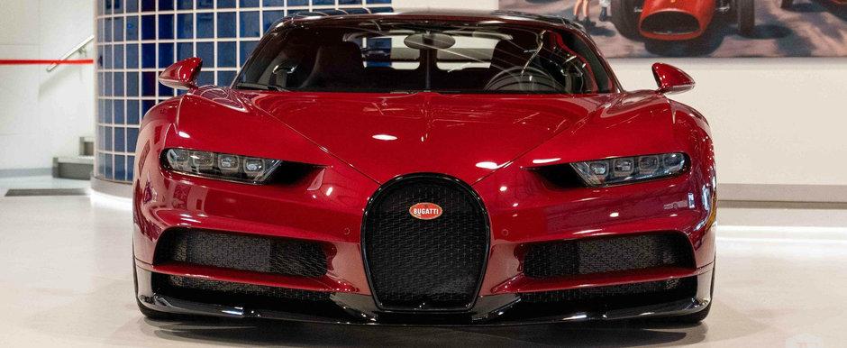 A facut doar 643 de kilometri cu Bugatti-ul sau de 1.500 de cai. Acum il vinde cu o suma colosala