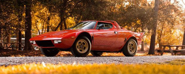 A facut istorie in WRC-ul anilor '70. Cu cat se mai vinde in ziua de azi o Lancia Stratos