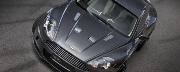 A fi sau a nu fi: De la Aston Martin DB9 la DBS!