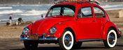 "A folosit-o zi de zi in ultimii 53 de ani. Acum VOLKSWAGEN i-a restaurat masina ""la calitate de muzeu"""