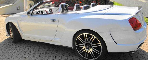 A fost 510.000 euro de nou, insa acum se vinde cu mai putin de jumate. Cat costa acest exclusivist Bentley