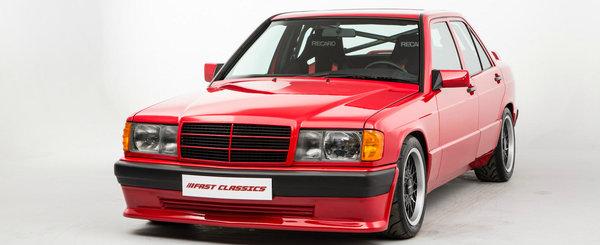 A fost al unui director Brabus, care i-a pus motor de 3.6 litri. Cu cat se vinde acum Mercedes-ul din anul 1989