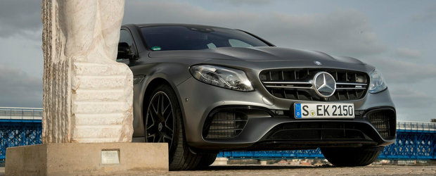 A fost anuntat pretul celui mai rapid automobil german cu patru portiere