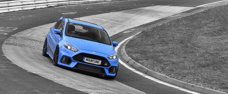 A fost anuntat primul pachet de tuning pentru noul Ford Focus RS. Care sunt rezultatele