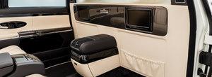A fost candva cea mai opulenta masina de pe strazi. Limuzina din 2009 are motor V12, plafon retractabil si perete despartitor intre sofer si pasagerii spate