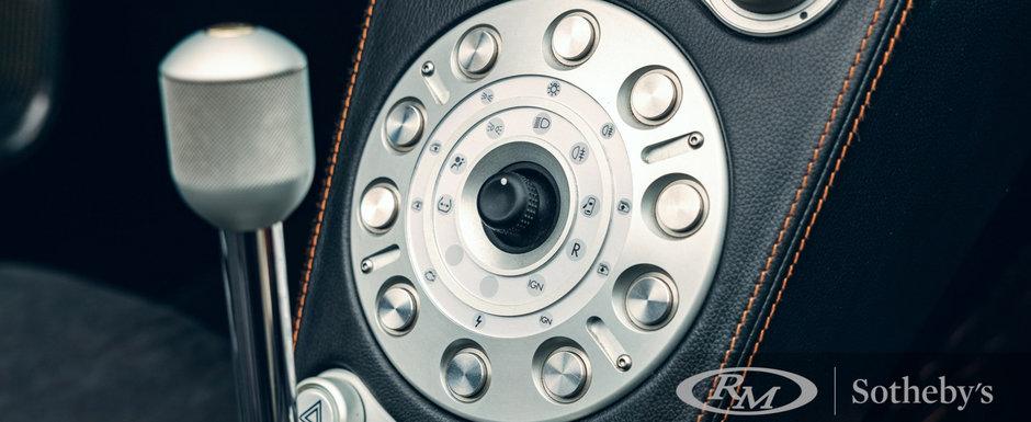 A fost candva cea mai rapida masina de serie de pe strazi. Supermasina cu motor V8 twin-supercharged si transmisie manuala atingea 387 km/h in februarie 2005