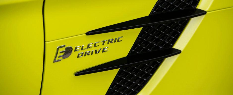 A fost candva cel mai avansat Mercedes de pe strazi. Modelul din 2013 are patru motoare electrice, cate unul pentru fiecare roata