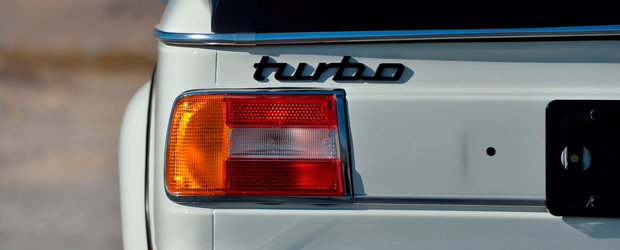 A fost candva cel mai avansat model de pe strazi. BMW-ul din anul 1974 are motor cu turbina din fabrica
