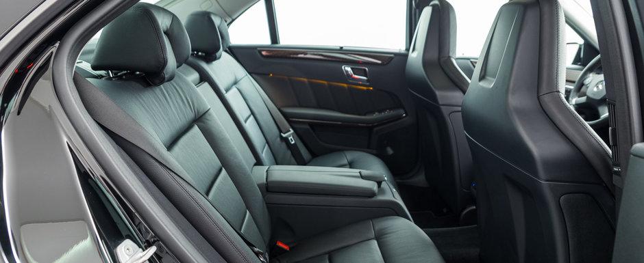 A fost candva cel mai rapid sedan de pe strazi. Compania producatoare spunea in 2009 ca poate atinge peste 370 km/h in linie dreapta