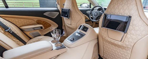 A fost candva cel mai scump sedan de pe strazi. Modelul din 2016 a costat, de nou, un milion de dolari