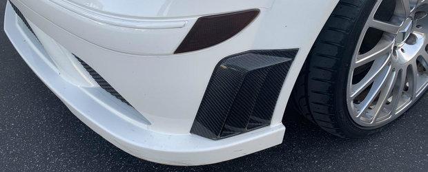 A fost candva cel mai spectaculos Mercedes de pe strazi. Modelul din 2008 are motor aspirat de 6.2 litri si...