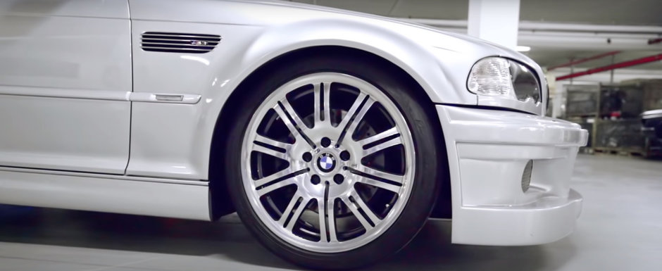 A fost candva cel mai tare BMW de pe strazi. Multi il stiu din NFS Most Wanted