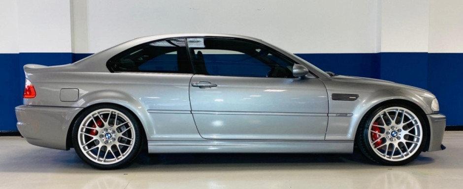 A fost candva cel mai tare BMW M3 de pe strazi. Multi il considera si astazi o adevarata opera de arta