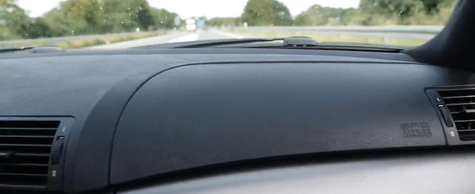 A fost candva cel mai tare M3 de pe strazi. Vechiul BMW E46 are motor V10 de M5