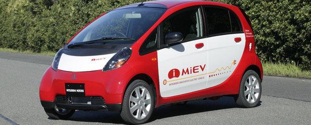 A fost comandata prima masina electrica din Romania!