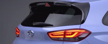 A fost creat sub comanda fostului inginer sef al diviziei BMW M si concureaza cu Volkswagen Golf GTI. POZE REALE