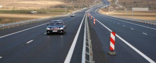 A fost inaugurat tronsonul de autostrada Murfatlar - Valu lui Traian