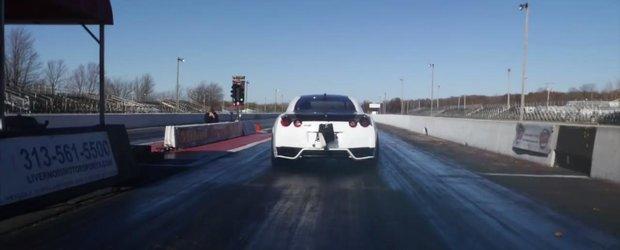 A fost nevoie de numai 6 zile si 2500 CP ca recordul pentru cel mai rapid Nissan GT-R sa cada din nou
