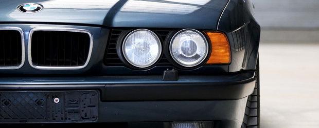 A fost pentru prima data cand BMW a oferit aceasta masina. Cu cat se mai vinde una in ziua de azi