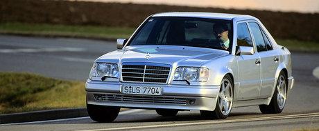 A fost un deceniu bun. Cele mai cool masini lansate in anii '90. GALERIE FOTO