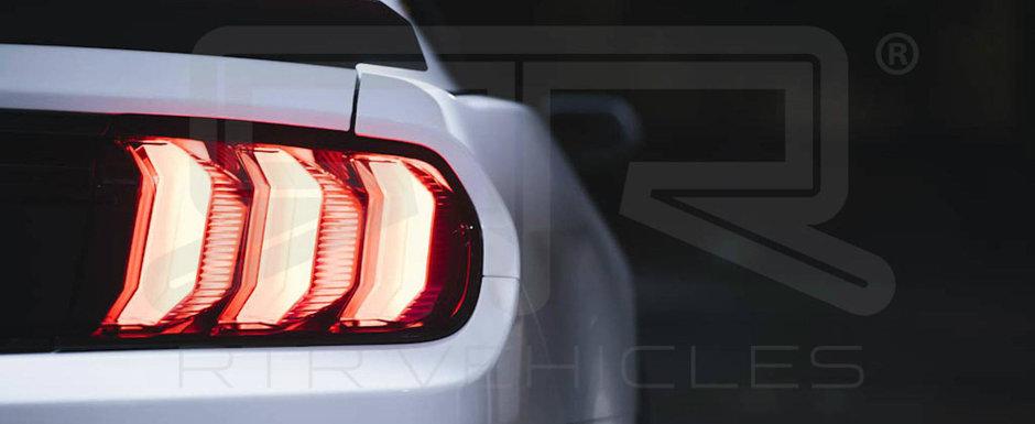 A iesit la iveala inainte de debutul oficial. Cum arata noul Ford Mustang RTR de peste 700 de cai