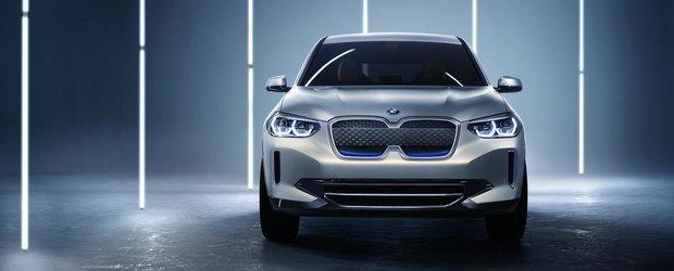 """""""A inceput BMW sa copieze de la Kia?"""" Noua masina a bavarezilor a starnit un val de critici din cauza grilei frontale"""