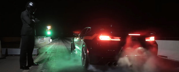 A innebunit lumea. Chevrolet-ul Camaro a primit 1.000 de cai putere si un nume pe masura: The Exorcist