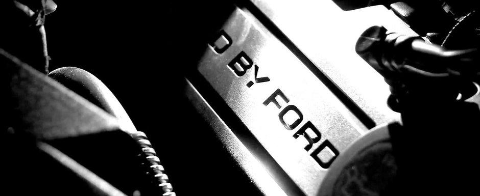 A intrat la un eveniment FORD si a fotografiat pe ascuns noul Shelby GT500. Acum toata lumea stie