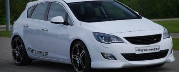 A little bit of OPC: Opel Astra by Steinmetz
