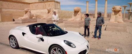 A luat cu asalt internetul! Primul trailer al noii emisiuni The Grand Tour iti arata de ce BBC a gresit cand i-a pierdut pe cei trei