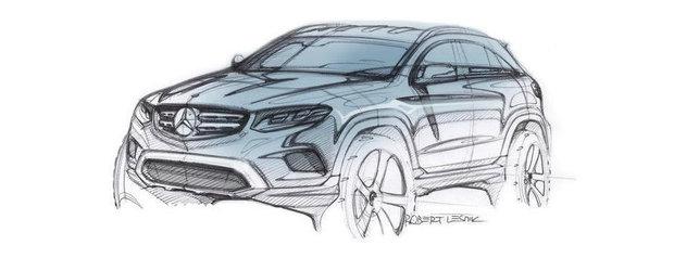A mai ramas o singura zi: Noul Mercedes GLC debuteaza maine, anunta germanii