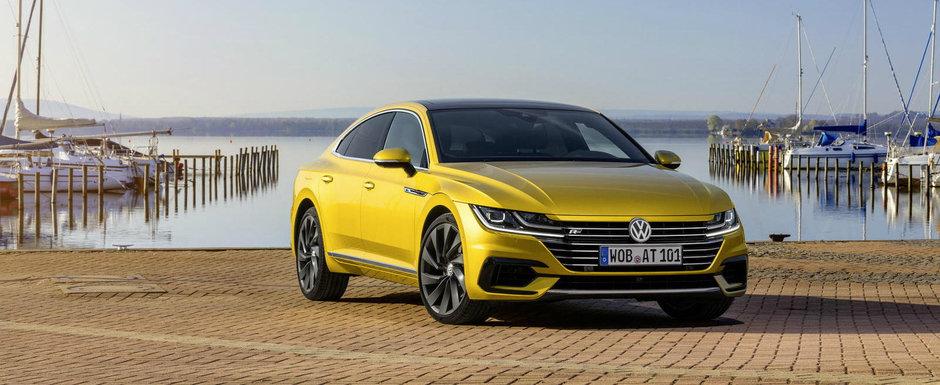 A mai scazut pretul noului Volkswagen Arteon. Cu cat se vinde acum masina germana