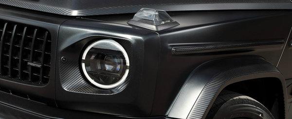 A platit 45.000 de dolari pe un bodykit de la TopCar. Cum arata acum G63-ul AMG de ultima generatie