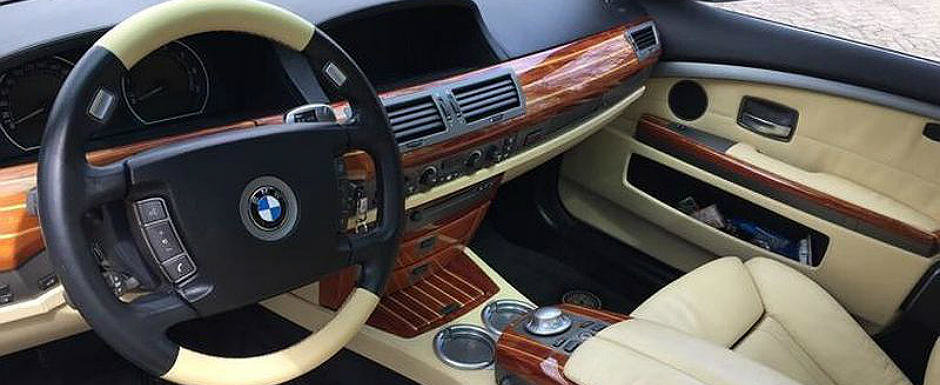 A platit pe el 195.000 de euro, insa acum il da la pret de Logan. Cu cat se vinde, mai exact, acest BMW 760i