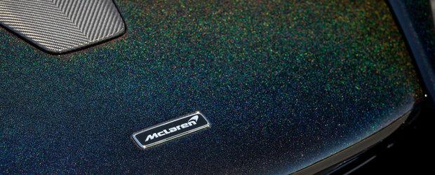 A platit peste 1 milion de dolari pe un McLaren unic in lume. Acum il vinde si risca sa piarda bani