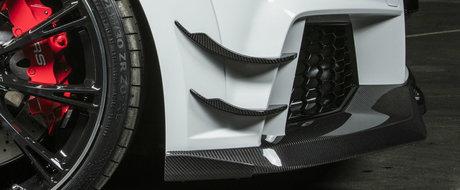 A primit 500 de cai de la tunerul de casa ABT. Cum arata acum Audi-ul TT RS