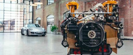 A propulsat cele mai tari masini din istorie. Uite 5 avantaje ale MOTORULUI BOXER, explicate de Porsche