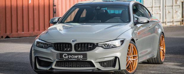 A pus mana pe acest BMW rar si l-a trimis imediat nemtilor de la G-Power. Cati cai putere are acum