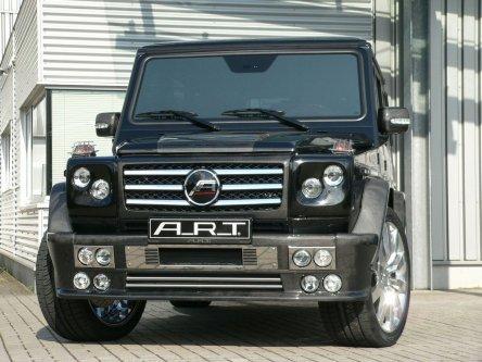 A.R.T AS55K YAAS EDITION  Special pentru Familia Regala din Abu Dhabi