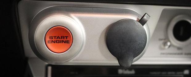 A renuntat la compresorul cu care a venit masina din fabrica si a instalat sub capota un kit twin-turbo de 60.000 de dolari