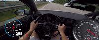 A scos-o pe autostrada ca sa vada cum trage dupa ce a primit 170 CP in plus. VIDEO cu masina de 380 CP si tractiune fata