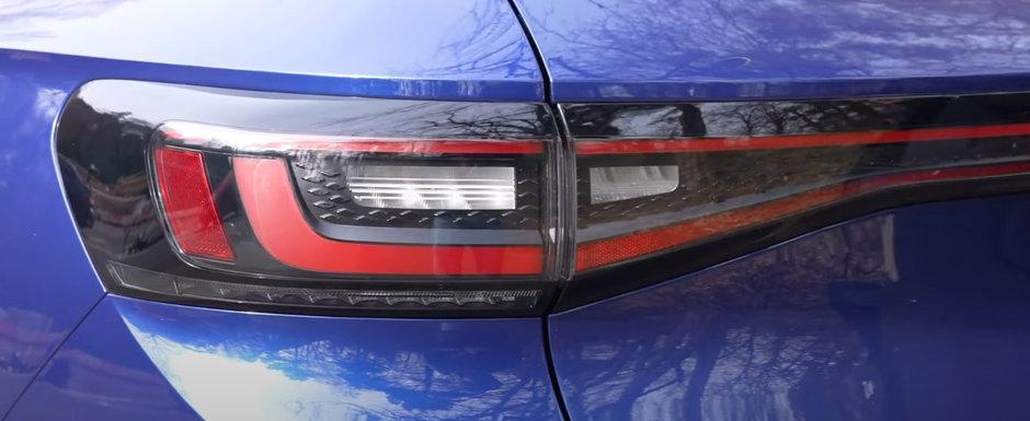 """A testat, in sfarsit, masina camuflata in Opel. """"Volkswagen a copiat asta"""""""