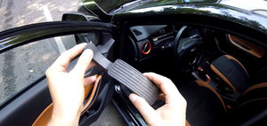 A testat un SUV chinezesc si a sfarsit cu pedala de acceleratie...in mana. Uite aici momentul