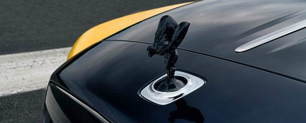 A tinut mortis sa conduca un Rolls-Royce facut la comanda si i-a fost livrat de insusi directorul companiei