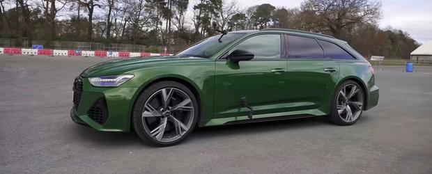 A trait un sase luni de zile cu un Audi RS6 Avant, iar acum spune lumii intregi cum a fost. Video