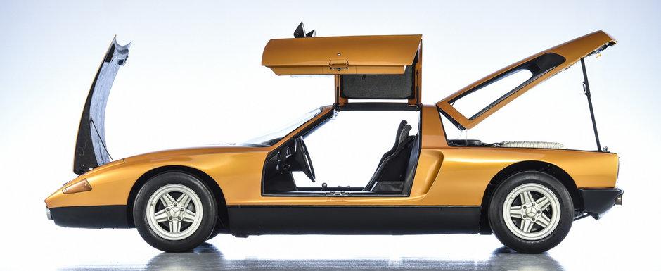 A trecut 50 de ani de cand Mercedes a lansat aceasta masina cu motor rotativ si gullwing doors
