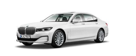 A treia oara este cu noroc. Cele mai recente imagini cu noul BMW Seria 7 ne arata limuzina bavareza in toata 'splendoarea' ei