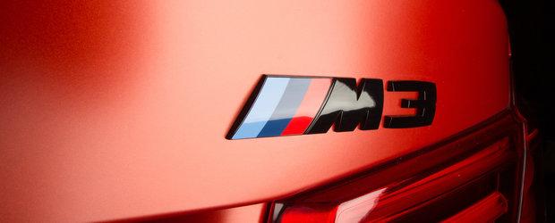 A venit confirmarea atat de asteptata de fani. Noua generatie BMW M3 si M4 disponibila cu cutie manuala
